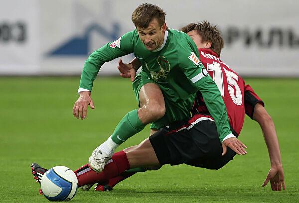 Семак в Рубине - фото на startfootball.info
