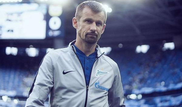 Сергей Семак в Зените - изображение на startfootball.info