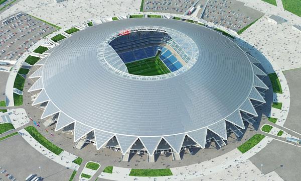 "Стадион ""Самара арена"" - история, фото и видео на startfootball.info"