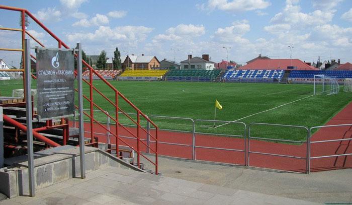 Стадион Gazovik - фото на startfootball.info