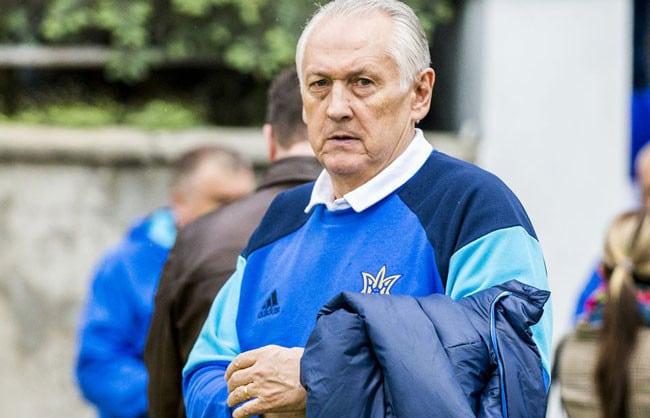 Mixail Fomenko, тренер - фото на