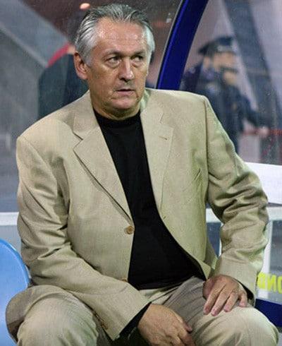 Фоменко Михаил, футбольный тренер - фото на startfootball.info
