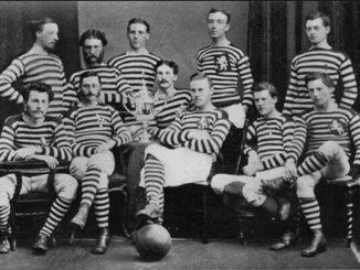 Футбольная форма - история фото на startfootball.info