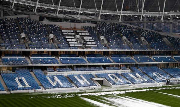 Трибуны Динамо - картинка на startfootball.info