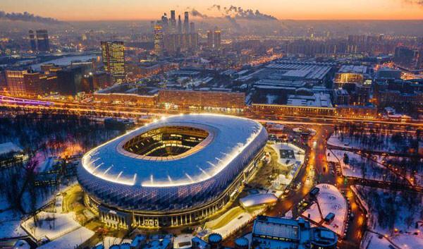 ВТБ Арена центральный стадион Динамо - изображение на startfootball.info