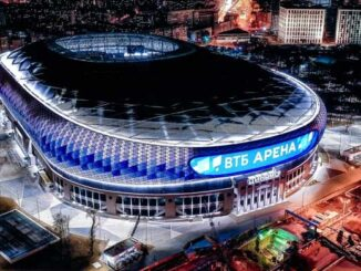 ВТБ Арена Динамо - история строительства, фото на startfootball.info