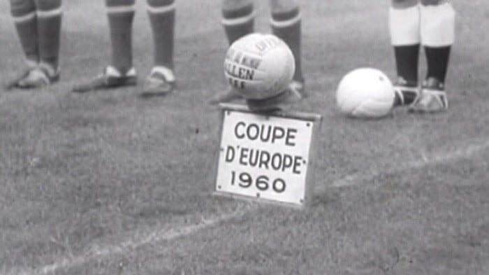 1960 год myach Бакминстера - фотография на startfootball.info