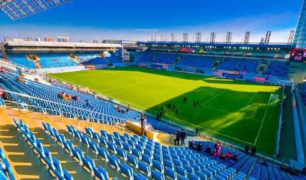 Стадион Химки - фотография