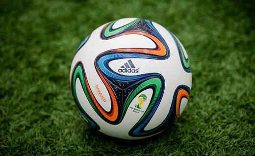 Мяч Brazuca ЧМ-2014 - картинка на startfootball.info