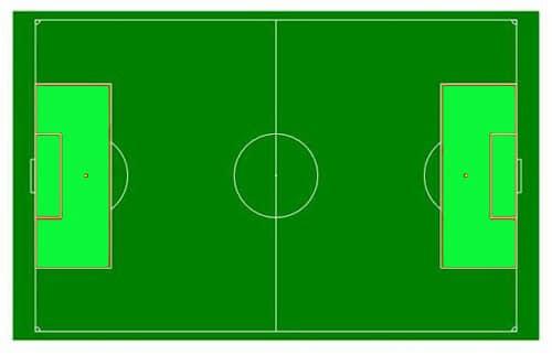 Штрафная площадь - фото на startfootball.info