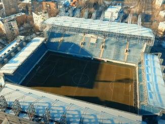 Арена Химки - история строительства, фото на startfootball.info