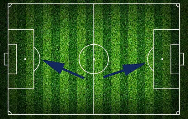 Зачем полукруг в штрафной в футболе - фото на startfootball.info