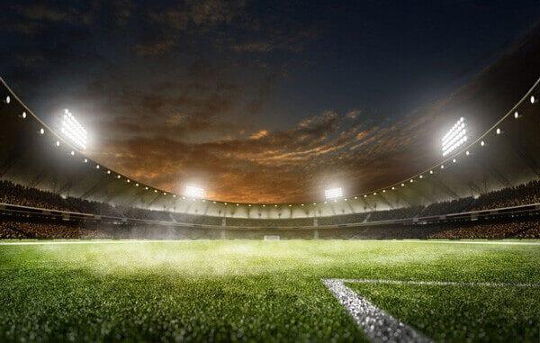 Разметка футбольного поля с размерами - фото на startfootball.info