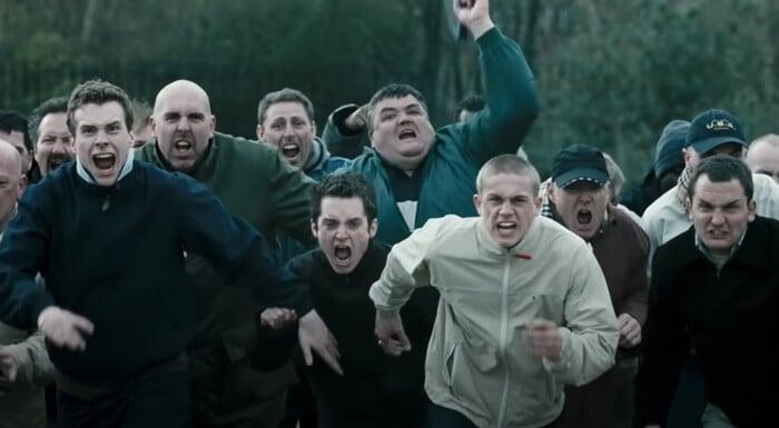 Хулиганы зеленой улицы - фото на startfootball.info