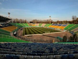 Стадион Украина Львов - история, фото на startfootball.info